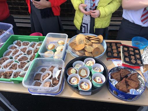 Tasty treats from Cheam Common Junior Academy