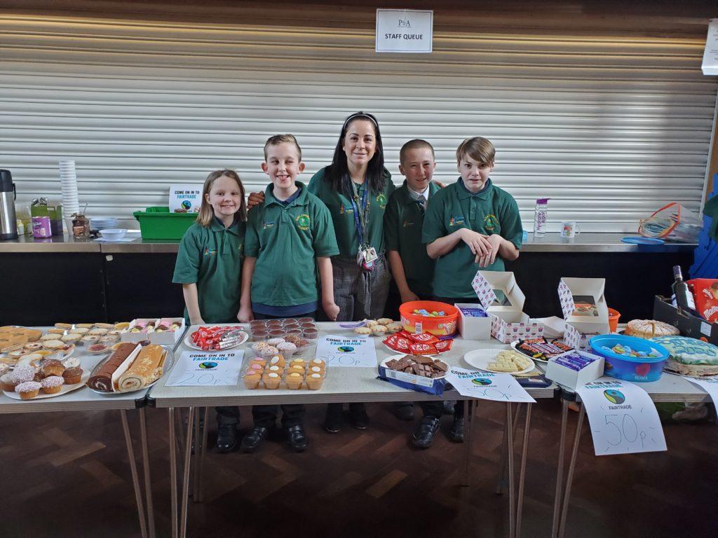 Fundraising at Park Community Academy